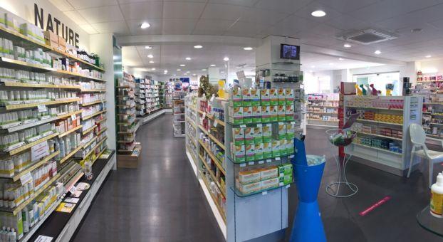 Pharmacie Centrale, BRUGUIERES