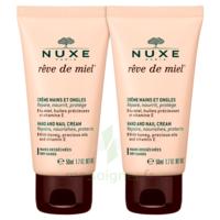 Rêve De Miel® Crème Mains Et Ongles 2*50ml à BRUGUIERES