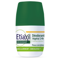 Etiaxil Végétal Déodorant 24h Roll-on/50ml à BRUGUIERES