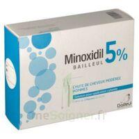Minoxidil Bailleul 5 % Solution Pour Application Cutanée 3 Fl/60ml à BRUGUIERES