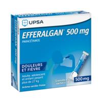 Efferalgan 500 Mg Glé En Sachet Sach/16 à BRUGUIERES
