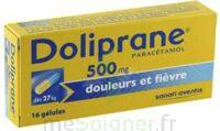 Doliprane 500 Mg Gélules B/16 à BRUGUIERES