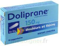 Doliprane 150 Mg Suppositoires 2plq/5 (10) à BRUGUIERES