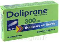 Doliprane 300 Mg Suppositoires 2plq/5 (10) à BRUGUIERES