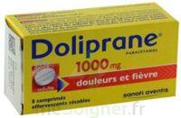 Doliprane 1000 Mg Comprimés Effervescents Sécables T/8 à BRUGUIERES