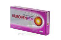 Nurofenfem 400 Mg, Comprimé Pelliculé à BRUGUIERES