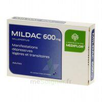 Mildac 600 Mg, Comprimé Enrobé à BRUGUIERES
