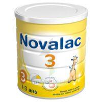 Novalac 3 Lait De Croissance B/800g à BRUGUIERES