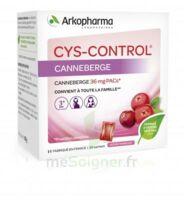 Cys-control 36mg Poudre Orale 20 Sachets/4g à BRUGUIERES