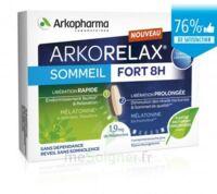 Arkorelax Sommeil Fort 8h Comprimés B/15 à BRUGUIERES