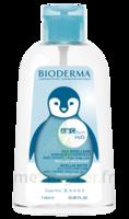Abcderm H2o Solution Sans Rinçage Nettoyante Bébé Fl Pompe/1l à BRUGUIERES