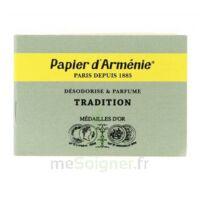 Papier D'arménie Traditionnel Feuille Triple à BRUGUIERES
