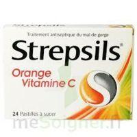 Strepsils Orange Vitamine C, Pastille à BRUGUIERES