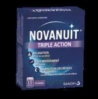 Novanuit Triple Action Gélules B/30 à BRUGUIERES