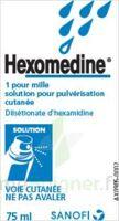 Hexomedine 1 Pour Mille, Solution Pour Pulvérisation Cutanée En Flacon Pressurisé à BRUGUIERES