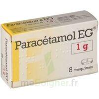 Paracetamol Eg 1 G, Comprimé à BRUGUIERES
