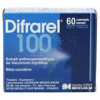 Difrarel 100 Mg, Comprimé Enrobé 6plq/10 à BRUGUIERES
