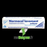 Normacol Lavement Enfants, Solution Rectale, Récipient Unidose à BRUGUIERES