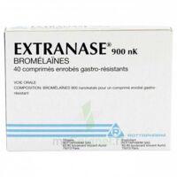 Extranase 900 Nk, Comprimé Enrobé Gastro-résistant à BRUGUIERES