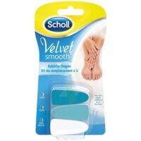 Scholl Velvet Smooth Ongles Sublimes Kit De Remplacement à BRUGUIERES