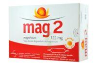 Mag 2 122 Mg S Buv En Ampoule Sans Sucre édulcoré à La Saccharine Sodique 30amp/10ml à BRUGUIERES