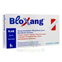 Bloxang Eponge De Gélatine Stérile Hémostatique B/5 à BRUGUIERES