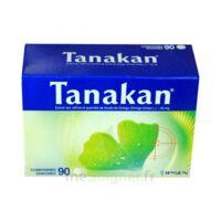 Tanakan 40 Mg, Comprimé Enrobé Pvc/alu/90 à BRUGUIERES
