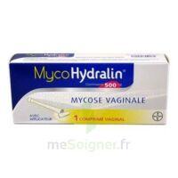 Mycohydralin 500 Mg, Comprimé Vaginal à BRUGUIERES