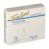 Fero-grad Vitamine C 500, Comprimé Enrobé à BRUGUIERES