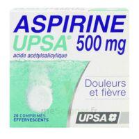 Aspirine Upsa 500 Mg, Comprimé Effervescent à BRUGUIERES