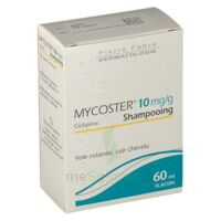 Mycoster 10 Mg/g Shampooing Fl/60ml à BRUGUIERES