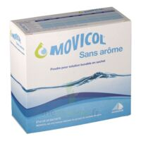 Movicol Sans Arome, Poudre Pour Solution Buvable En Sachet à BRUGUIERES