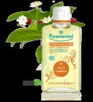 Puressentiel Articulations & Muscles Huile De Massage Bio** Effort Musculaire - Arnica - Gaulthérie - 100 Ml à BRUGUIERES