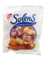 Solens Bonbons Tendres Aux Jus De Fruits Sans Sucres à BRUGUIERES