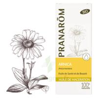Pranarom Huile De Macération Bio Arnica 50ml à BRUGUIERES