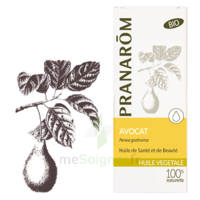 Pranarom Huile Végétale Bio Avocat à BRUGUIERES