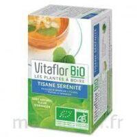 Vitaflor Bio Tisane Serenité à BRUGUIERES