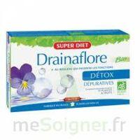 Drainaflore Bio Detox Ampoule, Bt 20 à BRUGUIERES