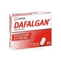 Dafalgan 1000 Mg Comprimés Pelliculés Plq/8 à BRUGUIERES