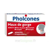 Pholcones Bismuth Adultes, Suppositoire à BRUGUIERES