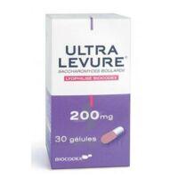 Ultra-levure 200 Mg Gélules Fl/30 à BRUGUIERES
