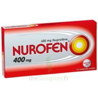 Nurofen 400 Mg Comprimés Enrobés Plq/12 à BRUGUIERES