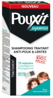 Pouxit Shampoo Shampooing Traitant Antipoux Fl/200ml+peigne à BRUGUIERES