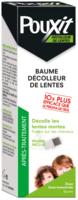 Pouxit Décolleur Lentes Baume 100g+peigne à BRUGUIERES