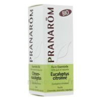 Huile Essentielle Eucalyptus Citronne Bio Pranarom 10 Ml à BRUGUIERES