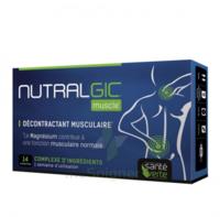 Nutralgic Muscle Comprimés Décontractant Musculaire B/14 à BRUGUIERES