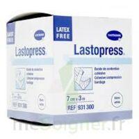 Lastopress® Bande De Compression Cohésive 7 Cm X 3 Mètres - Coloris Chair à BRUGUIERES