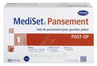 Mediset® Set De Pansement Post Op Avec Coupe-fil Pour Grandes Plaies - Boîte De 3 Soins à BRUGUIERES