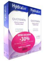 Hydralin Quotidien Gel Lavant Usage Intime 2*200ml à BRUGUIERES