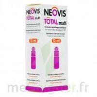 Neovis Total Multi S Ophtalmique Lubrifiante Pour Instillation Oculaire Fl/15ml à BRUGUIERES